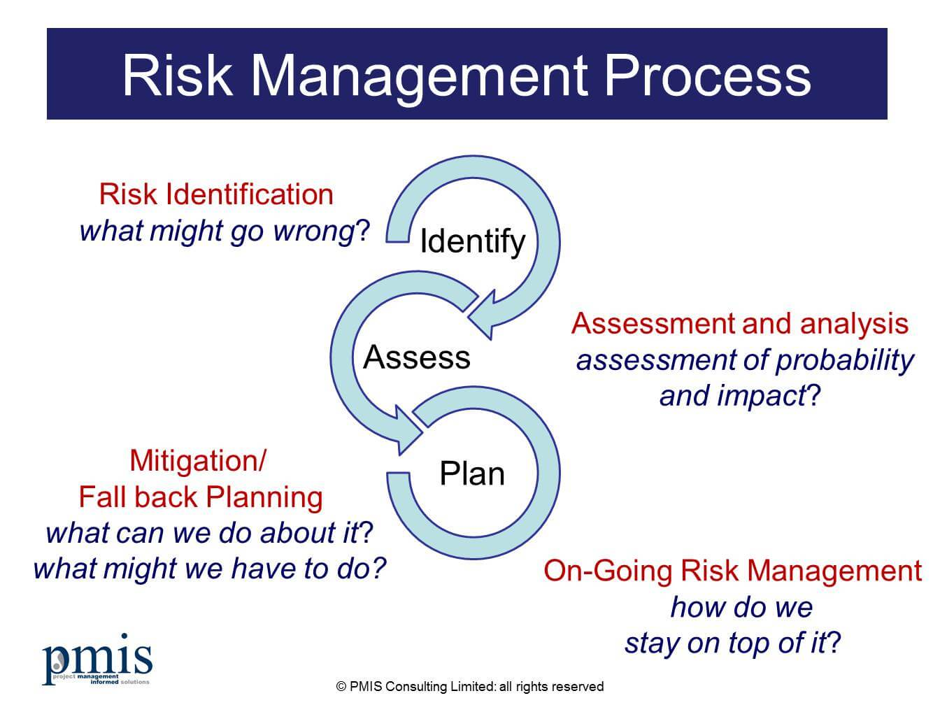 Project Risk Management Process