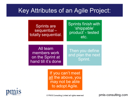 What is Agile project-management